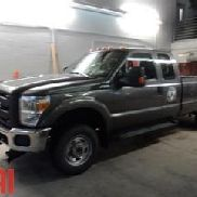 2013 Ford F250 Super Duty Pickup Truck