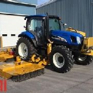 2006 New Holland TS115A Tractor