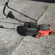 1 * electric lawnmower Go On