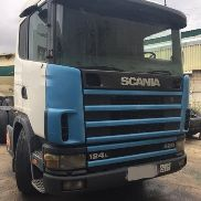 SCANIA AVERIADOS - 420