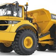 Articulated Dump Truck A40F
