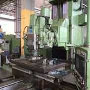 Bed Milling Machine - Vertical BOHNER + KOEHLE WF 3/12 K