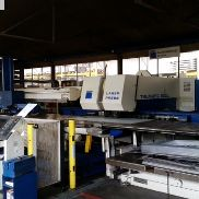 Punching TRUMPF TC 600 L