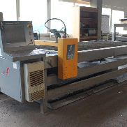 CNC Plasma Cutting Machine CMS Plasma WASP