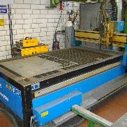 CNC plasma cutting machine RÖDER ROEMA 2000