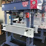 Tryout Press - hydraulic HIDROLIKSAN HD 120