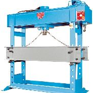 Tryout Press - hydraulic HIDROLIKSAN HD 180
