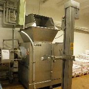 Deep-frozen blocks meat grinder Palmia Y 407-420