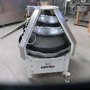 Conical rounder Kemper