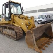 Track bulldozers Caterpillar CAT 953 C
