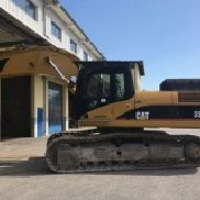 Track excavators Caterpillar CAT 330 DLN