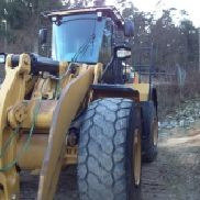 Cargadora de ruedas Caterpillar CAT 966 K