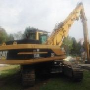 Track excavators Caterpillar CAT 330 BL UHD