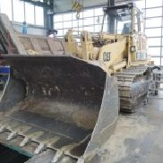 Track bulldozers Caterpillar CAT 973