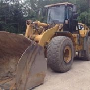 Wheeled Loader Caterpillar CAT 966 H