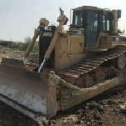 Track bulldozers Caterpillar CAT D6R-II LGP
