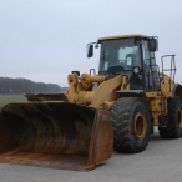 Wheeled Loader Caterpillar CAT 950 H