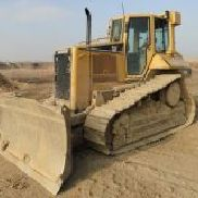 Track bulldozers Caterpillar CAT D6N XL