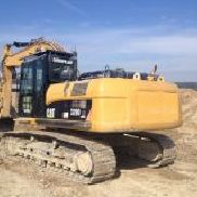 Track excavators Caterpillar CAT 329 DLN