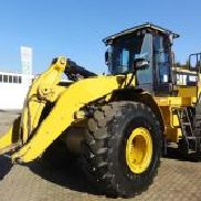 Wheeled Loader Caterpillar CAT 966 K