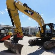 Track excavators Caterpillar CAT 323 DL