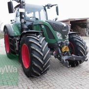 Fendt 724 Vario Profi Plus Version Traktor