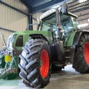 Fendt FAVORIT 716 VARIO ENGINE OVERHO tractor