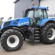 New Holland T 8.390 Ultra Comman