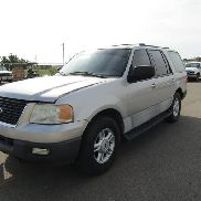 2004 Ford Expedition 4 Tür 4WD SUV