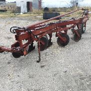 White 508 4 Bottom Plow