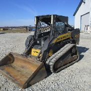 2007 New Holland C175 Kettenlader