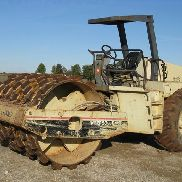 1994 Ingersoll Rand Pro Pac 100 Pad Foot Compactor