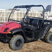 2014 Cub Cadet Volunteer 4x4 Utility Vehicle