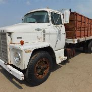 1973 Dodge C600 S / A Getreidetransporter