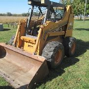 1998 Case 85XT Skid Steer Loader