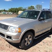 2004 Ford Explorer Limited 4 Tür 4x4 SUV