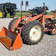 Allis Chalmers 45 Tractores 2RM