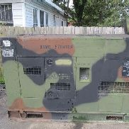 US Dept of Defense MEP-806A 65KW Generator Set