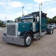 2013 (Kitted) Peterbilt 379 T/A Tractor Truck w/'Assembled' Title