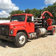 1986 International 1954 S / A LKW mit Sonderanfertigungen Commercial Grain Vac