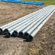 Valley 8000 Intermedio largo Swedge Pipes