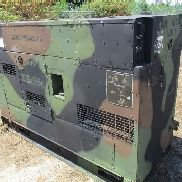 US Dept of Defense MEP-806A 60KW Generator Set