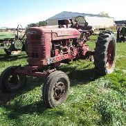 International M 2WD Tractor