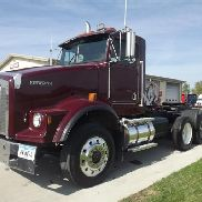 1987 Kenworth T800 Tri / A Truck Tractor