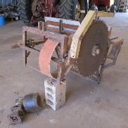"Shop Built 3 Pt Buzz Saw w/30"" Blade"