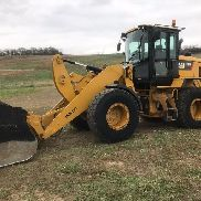 2013 Caterpillar 924K Wheel Loader