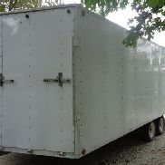 2012 Homemade T/A Enclosed Trailer