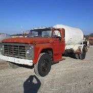 1975 Ford F600 Propan Truck