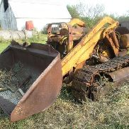 Caterpillar D4 Crawler Loader (For Parts Only)