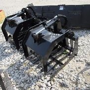 "2017 Brute 66 ""Twin Grapple Skid Steer Attachment"